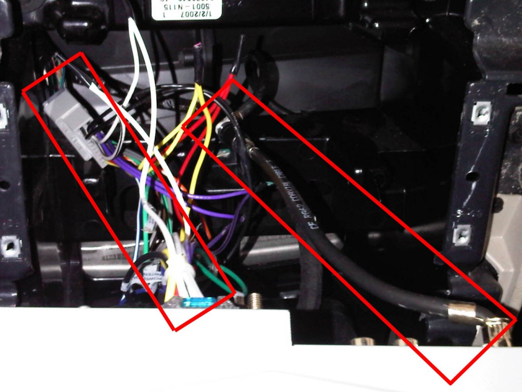 Aftermarket Car Stereo Radio Wiring Harness Dodge 6522 Wire Adapter